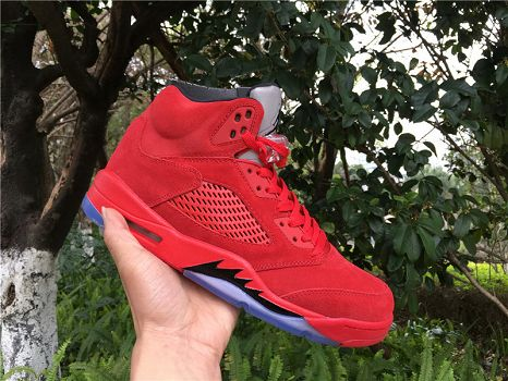 "Authentic Air Jordan 5 ""Raging Bull"" (4)"